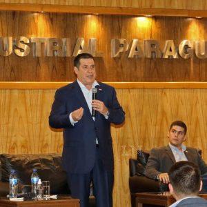 Horacio Cartes: Paraguay es el país más atractivo de la región