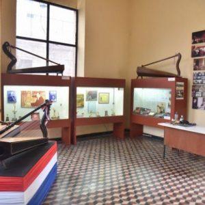 Museo del Arpa, lugar para valorar su historia y exponentes locales