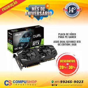 OFERTAS MES ANIVERSARIO DE COMPUSHOP IMPORTADOS-PJC