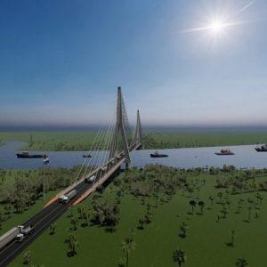 Comissão mista homologa consórcio que vai construir ponte da Rota Bioceânica