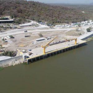 CONCEPCION.El MOPC habilita a Puerto Cecon para operar