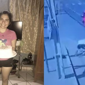 Confirman fallecimiento de Liz Vera, la joven asaltada que cayó de un bus en movimiento
