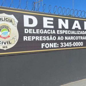 Membro de associação criminosa de Santa Catarina é preso no MS