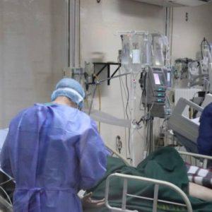 Clínicas registra solo dos pacientes con Covid-19