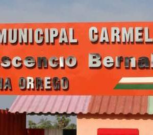 CARMELO PERALTA.PROJETO PRÁTICA VIDA SAUDÁVEL ATRAVES DO ESPORTE