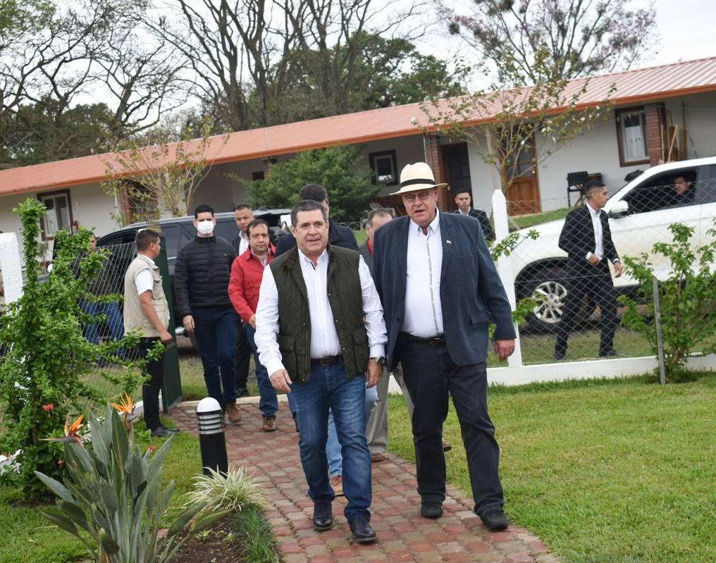 Emprendimiento inmobiliario apunta a crear una ciudad de 20 mil habitantes en Caazapá