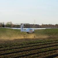 Parceria desenvolve avião agrícola elétrico sem piloto