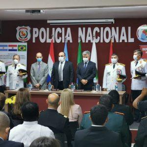 Giuzzio apunta a fortalecer seguridad para integrar región con la frontera de Brasil