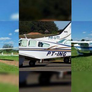 Radares da FAB podem ter registrado fuga de 3 aviões roubados em MS