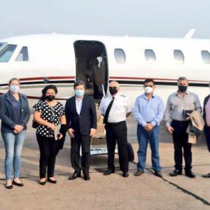 Autoridades se reunirán con gobernadores de Argentina para interconexión aérea y reapertura de fronteras