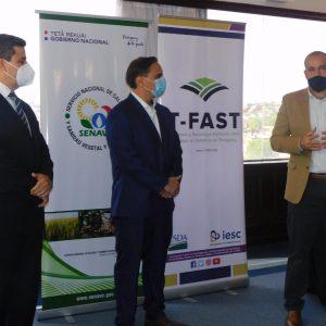 Capacitan a laboratorios en buenas prácticas para facilitar el comercio agropecuario
