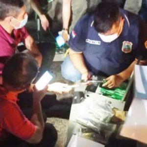 Piezas y accesorios de ametralladoras entraron de contrabando en Silvio Pettirossi