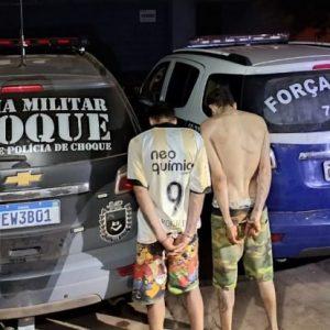 Polícia prende 2 homens envolvidos no roubo de 3 aeronaves em Aquidauana