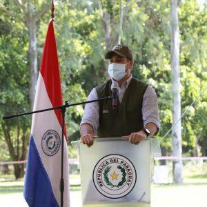 El campo fue uno de los protagonistas de la sostenibilidad económica, resalta presidente