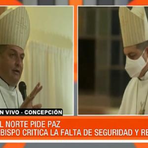 Monseñor lamenta falta de seguridad y respuestas en el Norte del país