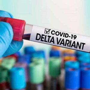 Vacinados continuam a transmitir variante Delta, diz novo estudo