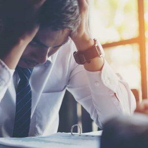 Estresse eleva risco de hipertensão, AVC e de ataque cardíaco