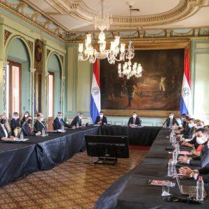 Ejecutivo apela a un «alto grado de conciencia» en el manejo del proyecto de presupuesto 2022