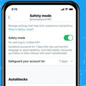 """Twitter lanza un """"modo seguro"""" para frenar el odio en internet"""