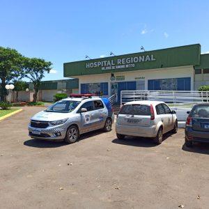 Ponta Porã (MS)Por medidas de segurança a paciente esta sendo transferida para outro hospital.