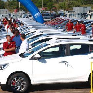 La importación de automotores creció 20,6%